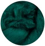 волокна бамбука изумрудно зеленый