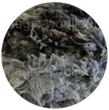 кудри и флис натуральные не окрашенные флис шетланд оттенки серого