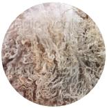 кудри и флис натуральные не окрашенные флис тизвотер промытый 10-15см