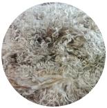 кудри и флис натуральные не окрашенные флис тизвотер 16-25см