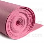 фетр 3мм на метраж полиэстер розовый