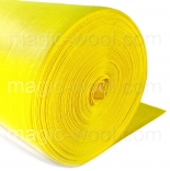 фетр 3мм на метраж полиэстер лимон