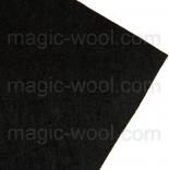 фетр 3мм 20смх30см полиэстер фетр 3мм черный