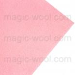 фетр 3мм 20смх30см полиэстер светло розовый