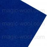 фетр 3мм 20смх30см полиэстер фетр синий 3мм