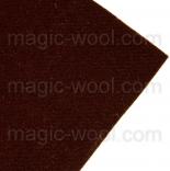 фетр 2мм 20см*30см натуральная шерсть марокко