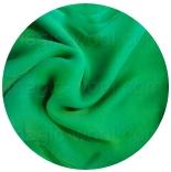 шарфы шелковые окрашенные однотонные и с переходами трава