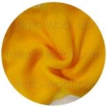 шарфы шелковые окрашенные однотонные и с переходами янтарный