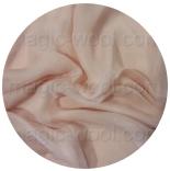 шарфы шелковые окрашенные однотонные и с переходами темная ракушка