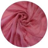 шарфы шелковые окрашенные однотонные и с переходами ягодный
