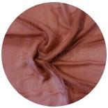 шарфы шелковые окрашенные однотонные и с переходами светлый терракот