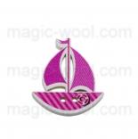 пуговицы декоративные кораблик 2