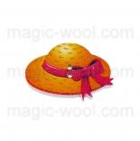 пуговицы декоративные шляпа 1