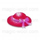 пуговицы декоративные шляпа 2