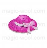пуговицы декоративные шляпа 3