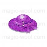 пуговицы декоративные шляпа 5
