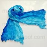 многоцветные шарфы 90см*150см шарф многоцветный 007