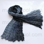 многоцветные шарфы 90см*150см многоцветный шарф 038 (уценка)