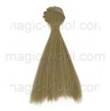 волосы для кукол блонд №15