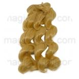 волосы для кукол волнистые №10