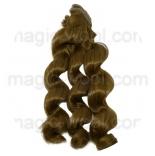 волосы для кукол волнистые №13
