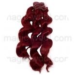 волосы для кукол волнистые №6