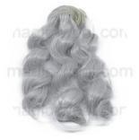 волосы для кукол волнистые №49