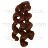волосы для кукол волнистые №23