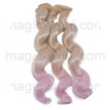 волосы для кукол волнистые №54