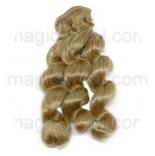 волосы для кукол волнистые №14