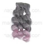 волосы для кукол волнистые №55