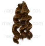 волосы для кукол волнистые №12