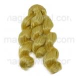 волосы для кукол волнистые №15