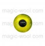 глазки для игрушек стеклянные реалистичные желтые 10мм
