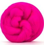 меринос 21 мкм Англия ярко розовый