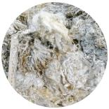 кудри и флис натуральные не окрашенные флис тизвотер 8-16см