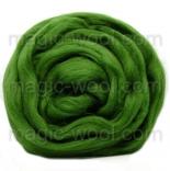 шерсть 22-24мкм Троицк светло зеленый