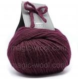piuma Italy (extrafine merino wool 100%) DHG Италия лесная ягода