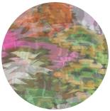 шарфы шифоновые цветные 110см*175см шелковый шарф 005