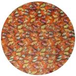 шарфы шифоновые цветные 110см*175см шелковый шарф 0031