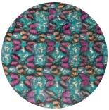 шарфы шифоновые цветные 110см*175см шелковый шарф 0030