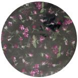 шарфы шифоновые цветные 110см*175см шелковый шарф 0037