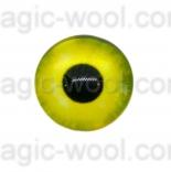 глазки для игрушек стеклянные 14мм цвет 11