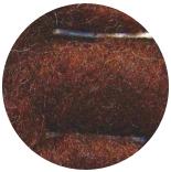 мерино 19.5мкм Фильцрауш коричневый