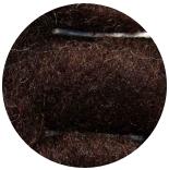 мерино 19.5мкм Фильцрауш темно коричневый