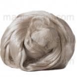 шелк Maulbeer окрашенный Италия песок