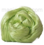 шелк Maulbeer окрашенный Италия хлорофил