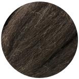 другие виды натуральной шерсти нидерландская черно-коричневая