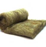 баты из шерсти финиш коричневый натуральный
