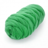 пряжа Пастила яркая зелень